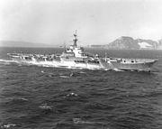 HMS Warrior (R31) MOD 45139702