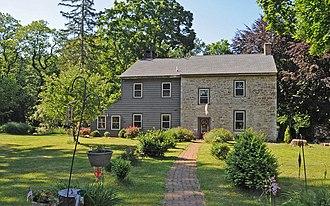 Delaware Township, Northumberland County, Pennsylvania - Hopper-Snyder Homestead