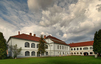 Hajdúböszörmény - Image: Hajdúkerület székháza