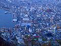 Hakodate in twilight - panoramio.jpg