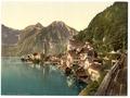Hallstatt, Upper Austria, Austro-Hungary-LCCN2002708436.tif