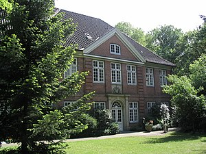 Frustberg House - The Frustberg manor house
