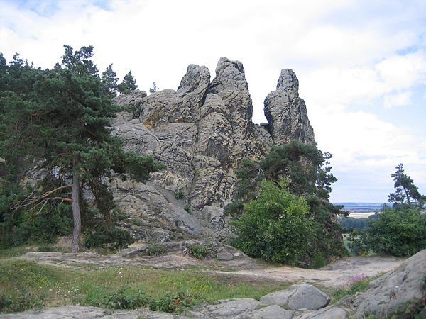 list of rock formations in the harz. Black Bedroom Furniture Sets. Home Design Ideas