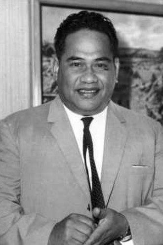 President of Nauru - Image: Hammer De Roburt