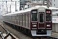 Hankyu 9403 at Takatsuki-shi Station.jpg