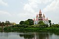Hanseswari Mandir - East View - Bansberia Royal Estate - Hooghly - 2013-05-19 7540.JPG