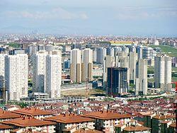 Haramidere Gökdelenler Bölgesi Esenyurt İstanbul.JPG