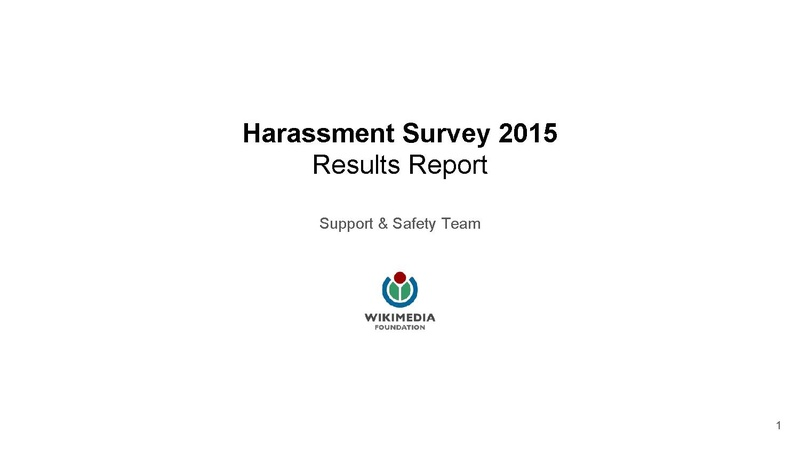 File:Harassment Survey 2015 - Results Report.pdf