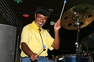 Harold Ray Brown - Image: Harold R Brown on Stage