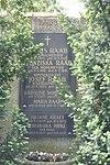 Hauptfriedhof St. Pölten - Familiengrab Wohlmeyer-Raab 01.jpg