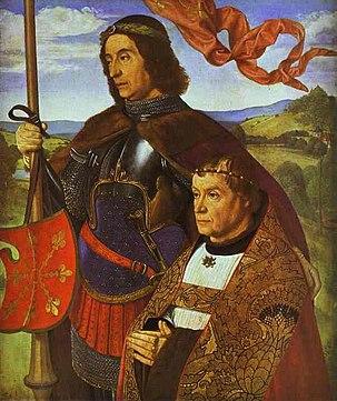 22 septembre : Saint Maurice et ses compagnons  303px-Hay7
