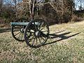 Hazen Brigade Monument Stones River National Battlefield Murfreesboro TN 2013-12-27 001.jpg