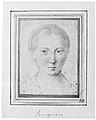 Head of Bearded Man (recto); Head of a Girl (verso) MET 872.jpg