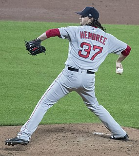 Heath Hembree American baseball player