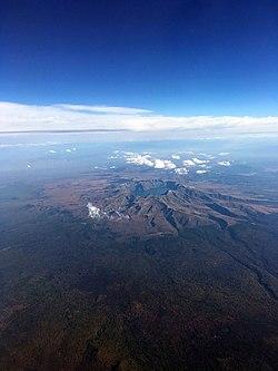 Heaven Lake - Changbai Mountain (Aerial photograph).jpg