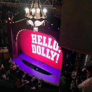Passerelle (theatre) - Hello, Dolly! at the Shubert Theatre