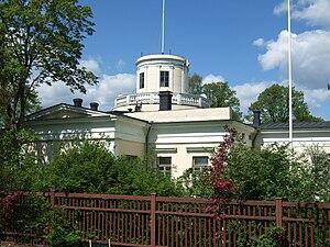 Helsinki University Observatory - Image: Helsinki observatory