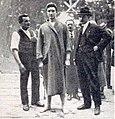 Henri Padou en décembre 1922, détenteur du record de France du 200 mètres.jpg