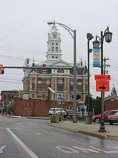 Napoleon, Ohio City in Ohio, United States