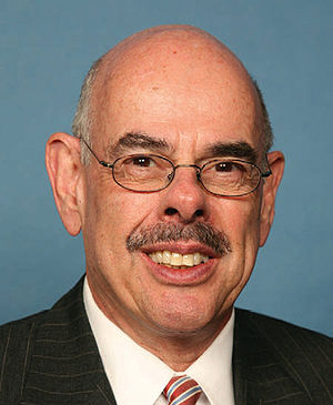 Henry Waxman - Image: Henry Waxman, official portrait, 111th Congress