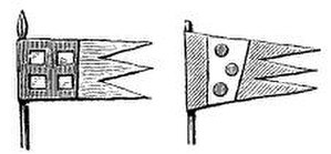 English heraldry - Image: Heraldry bayeux