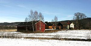 Hans Herbjørnsrud - Image: Herbjørnsrud går i Heddal 2005