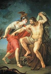 Hercules Oetaeus cover
