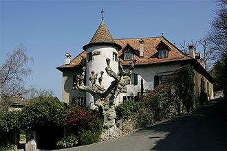 Hermance - Hermance town hall