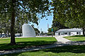 Hermosillo Park Ampitheater view from behind, Norwalk, California.jpg