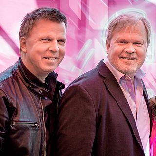 Herreys Swedish pop and schlager trio