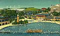 Hersheypark pools stadium museum and arena.JPG