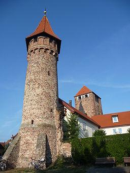 Hexenturm Ladenburg 01