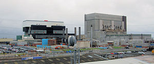 Advanced Gas-cooled Reactor - The two power stations with four AGRs at Heysham