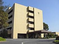 Hidaka city office.JPG