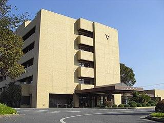 Hidaka, Saitama City in Kantō, Japan