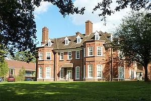 Eastcote - Highgrove House was built in the 18th century.