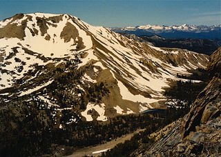 Fourth of July Peak (Custer County, Idaho) mountain in United States of America