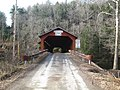 Hillsgrove Covered Bridge East Portal in 2012.jpg