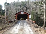 Hillsgrove Covered Bridge East Portal in 2012.jpg