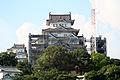 Himeji castle Ju10 1.JPG