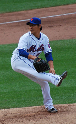Hisanori Takahashi on October 3, 2010 (1).jpg