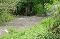 Hochwasser (Schwippe) am 1. Juni 2013, Zufluss Aischbach - panoramio.jpg