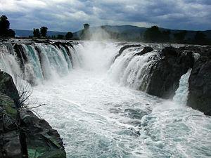 Deccan Plateau - Hogenakal Falls, Tamil Nadu