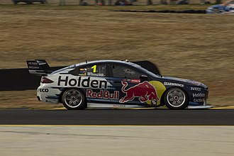 Holden Commodore (ZB) - Holden ZB Commodore driven by Jamie Whincup at the 2018 Red Rooster Sydney SuperNight 300