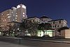 Hollywood Presbyterian Medical Center at night 2015-02-13.jpg