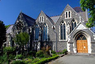 Holy Trinity Avonside Church in Christchurch, New Zealand