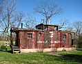 Home in a Caboose (revisited) (5577334780).jpg