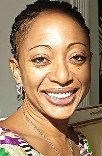 Samia Nkrumah Journalist and politician, Former Ghanaian member of parliament
