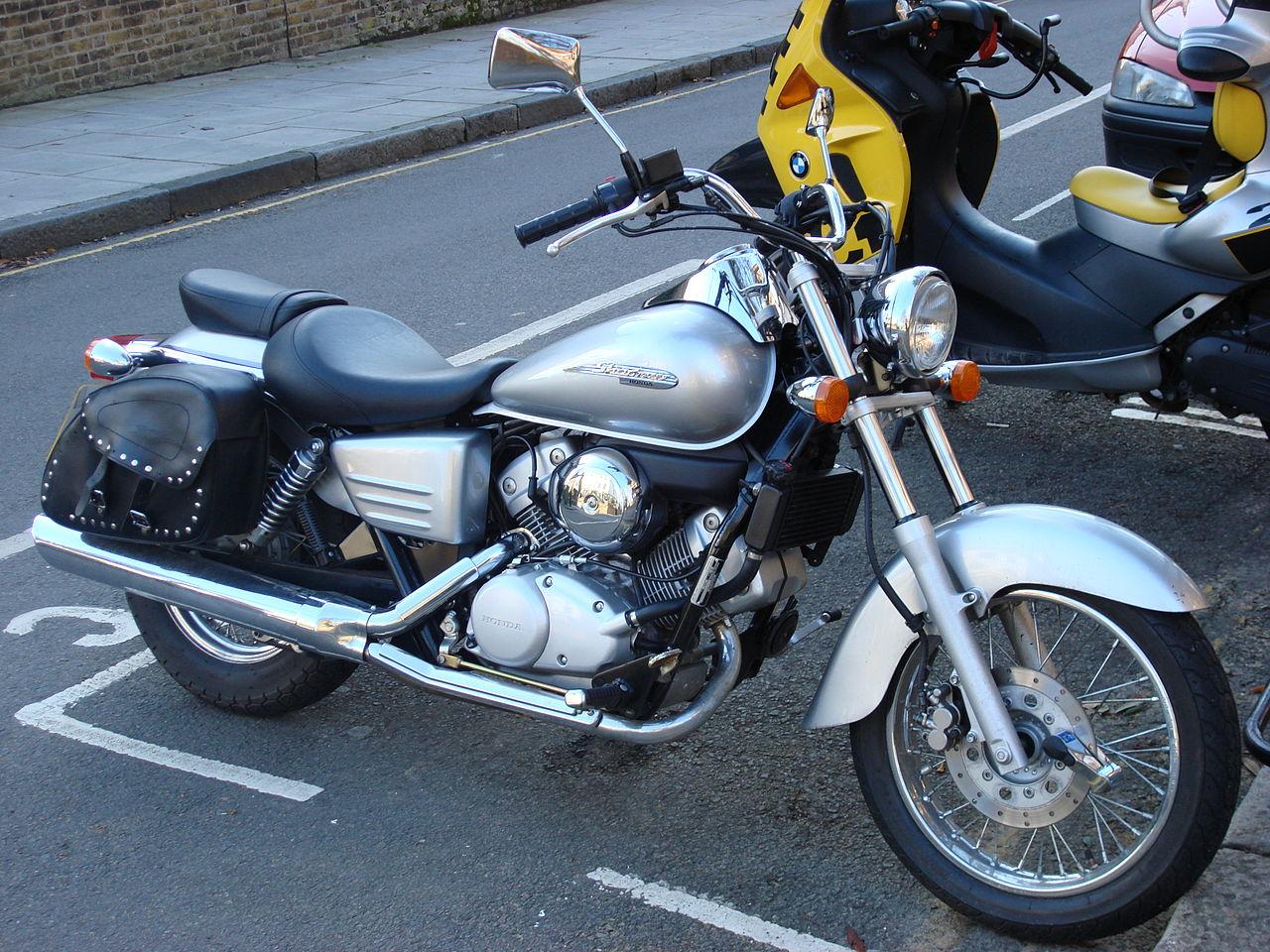 Hard Chrome Yamaha Warrior