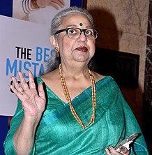 Honey Irani Indian actress and screenwriter